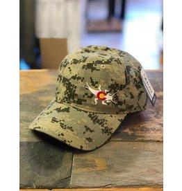 CO Stonebug Digi-Camo Ripstop Hat