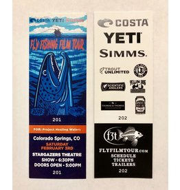 Fly Fishing Film Tour- C. Springs PHW Benefit Ticket