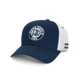 Ross Trucker blue/white