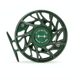 Hatch Gen 2 Finatic 3 Plus Reel (Green/ Silver)