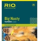 Rio Big Nasty Leader 6' 10lb.