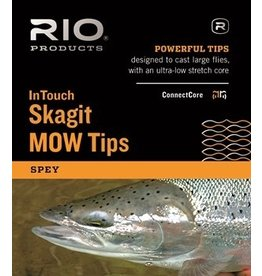 Rio Skagit MOW tips Light IMOW 7.5 ft Int/ 2.5 ft T-8