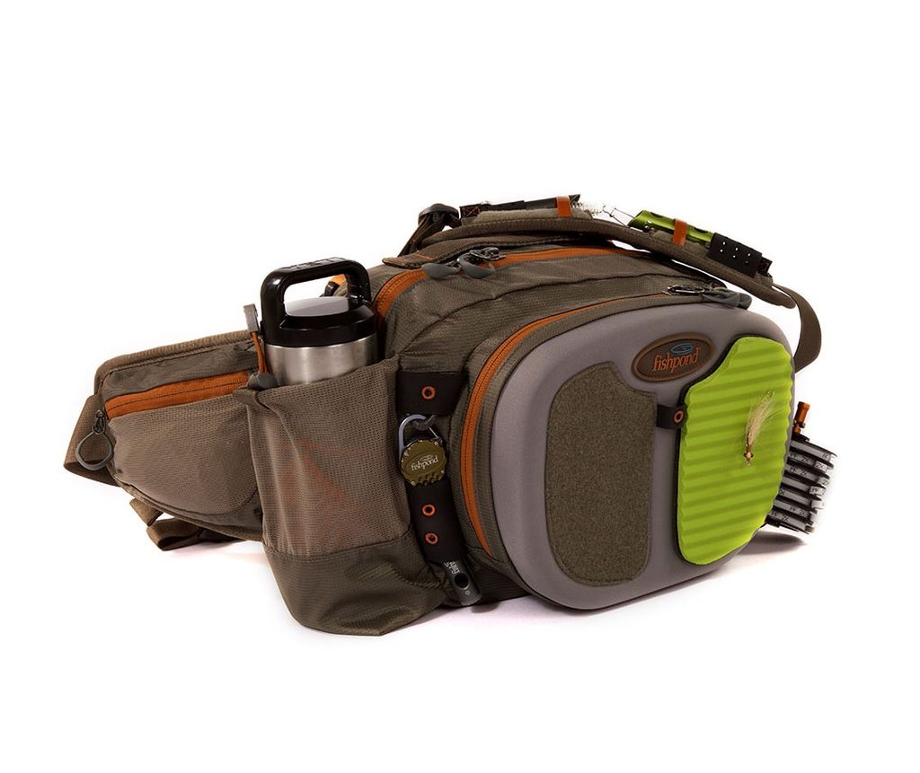 The Ultimate Fishpond Hip Pack!