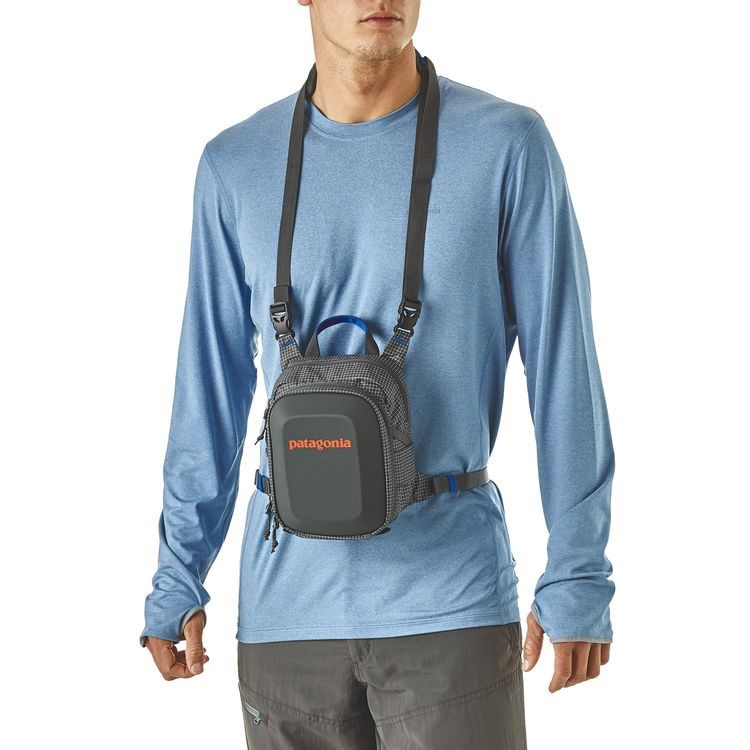 Patagonia Stealth Chest Pack 4L Forge Grey