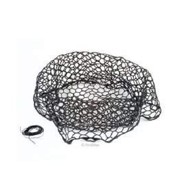 Fishpond Replacement Rubber Net Black (XL Deep)