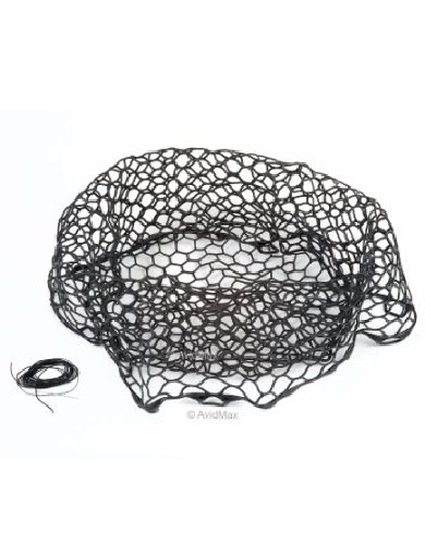 Nomad Replacement Rubber Net....Black...XL Deep