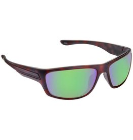 Fisherman Eyewear Tort/Brown w/ Grn Revo