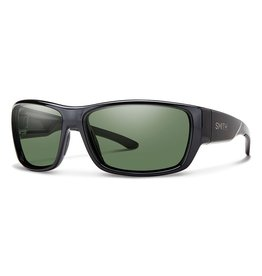 Smith Forge (Black) Poloraized TLT Green Optics