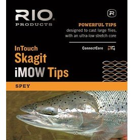 Rio Skagit MOW tips (IMOW 2.5 ft Int/ 7.5 ft T-8)