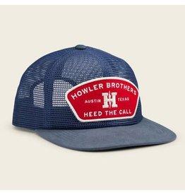 Howler Feedstore Snapback…Mesh Blue