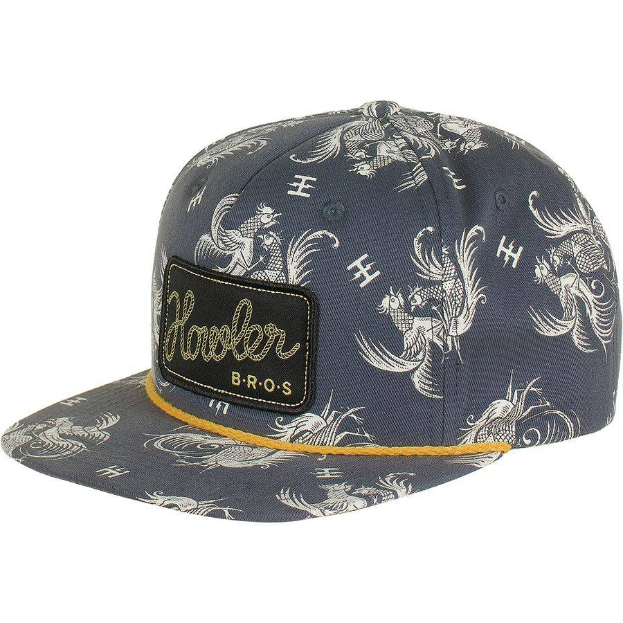 Howler Prize Fight Snapback….Blue Grey