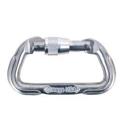 NRS Omega Standard Locking D Carabiner