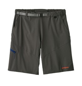 "Patagonia Men's Technical Stretch Shorts - 10""  Forge Grey"