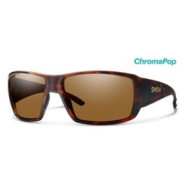 Smith Guide's Choice Matte Havana ChromaPop Glass Polarized Brown
