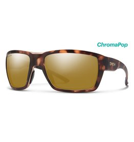 Smith Highwater Matte Tortoise/ChromaPop PLUS Polarized Bronze Mirror