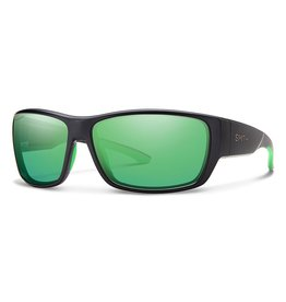 SMITH Forge (Polarized Green Mirror) Matte Black Frame