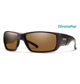 Smith Transfer Matte Tortoise/ ChromaPop Polarized Brown