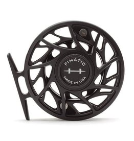 Hatch Gen 2 Finatic 4 Plus Reel (Black/ Silver)
