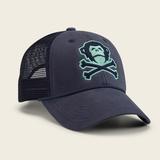 Howler Jolly Roger Hat Dark Blue