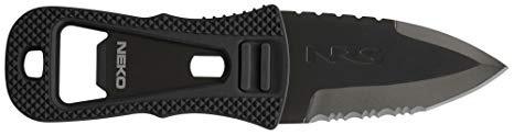 NRS Neko Knife Black
