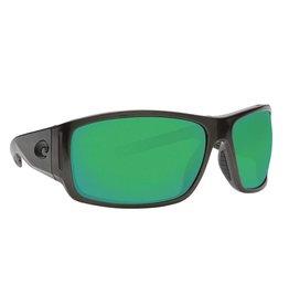 COSTA Cape (580P Green Mirror) Shiny Steel Gray Metallic Frame