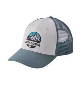 Patagonia Fitz roy scope LooPro Trucker White/Shadow blue