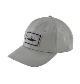 Patagonia Fitz Roy Trout Patch Terad Cap Drifter Grey RGA branded