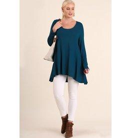Umgee Soft Jersey Tunic