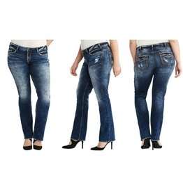 Silver Jeans Co Suki Slim Boot