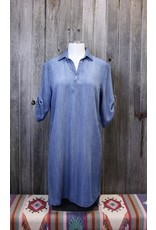 Picadilly Denim Dress