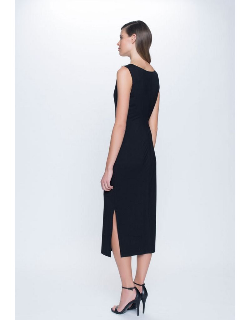 Picadilly Side Slit Midi ~ Ultra Soft Jersey