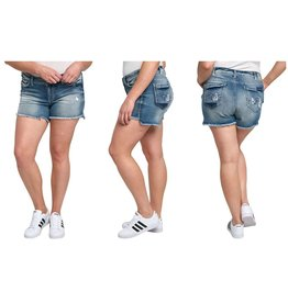 Silver Jeans Co Aiko Short