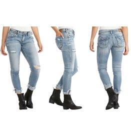 Silver Jeans Co Kenni Girlfriend