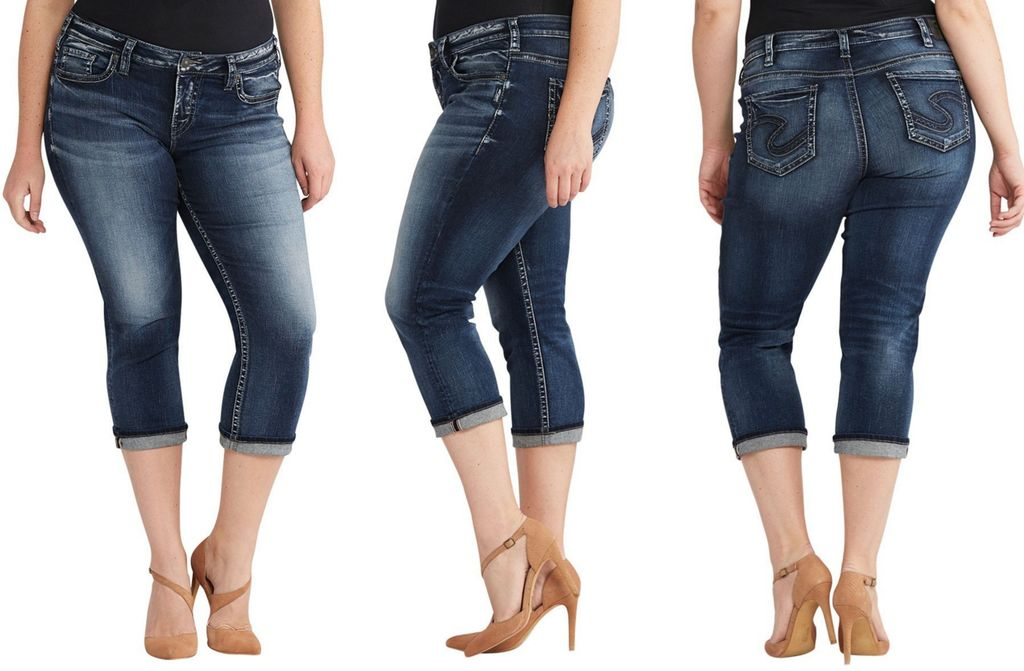 Silver Jeans Co Size 14 - 24! - D.LUXE Boutique