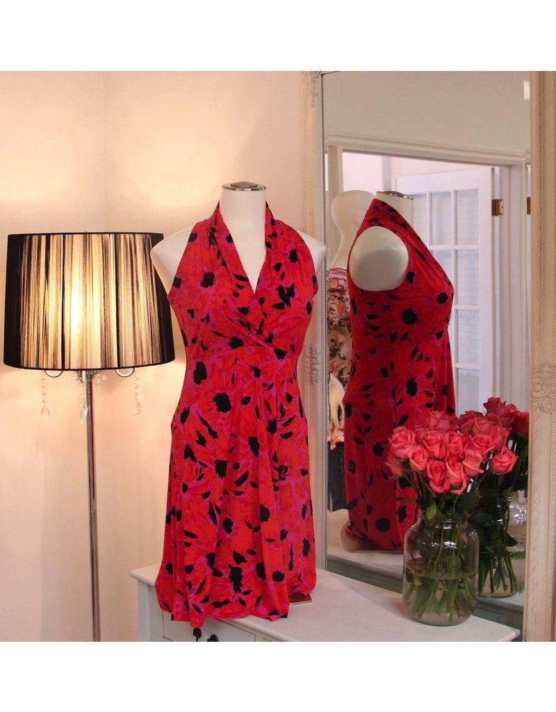 Gilmour Print Shawl Dress