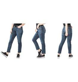 Silver Jeans Co Suki Ankle Slim +