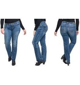 Silver Jeans Co Suki Straight +