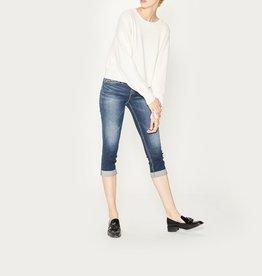 Silver Jeans Co Elyse Capri