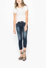 Silver Jeans Co Suki Skinny Crop