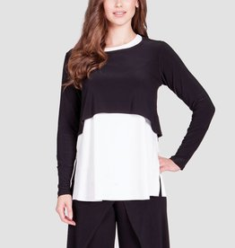 Shorty Top Long Sleeve