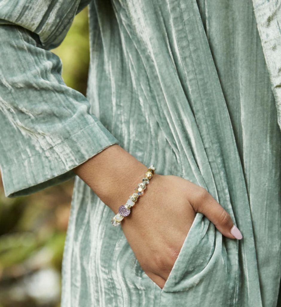 Hillberg & Berk Mara Stretch Bracelet