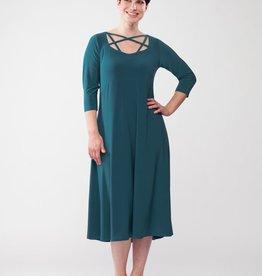 Sympli Zig Zag Dress