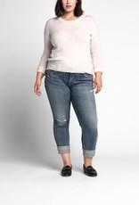 Silver Jeans Co Boyfriend +