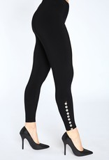 Diva Leggings  *Metal Buttons*
