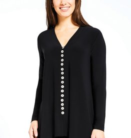 Duo Diva Top Metal Button *Full Sleeve*