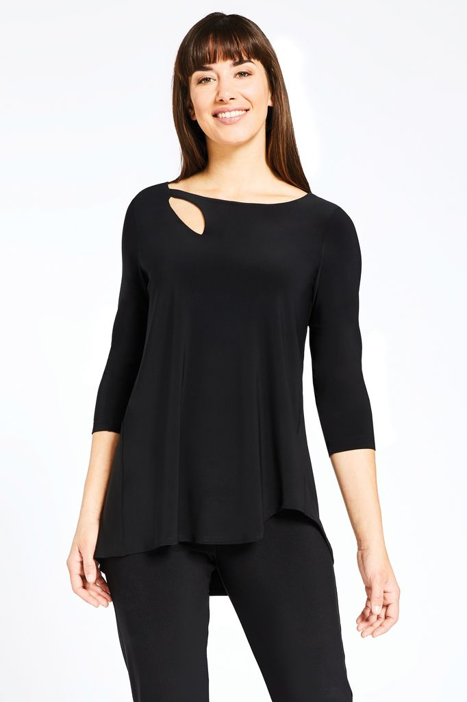 Fortune Top *3/4 Sleeve*
