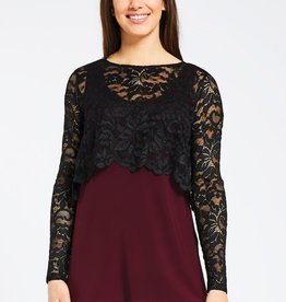 Lace Shorty Top *Full Sleeve*
