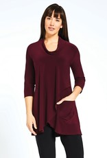 Under Wraps Tunic *3/4 Sleeve*