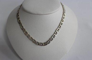 Sterling Mariner Necklace