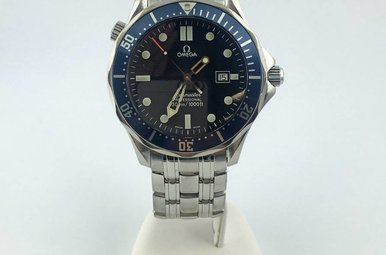 Omega Seamaster Professional Stainless Watch